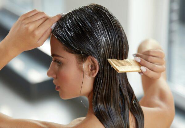 Уход за волосами - Яна Грин